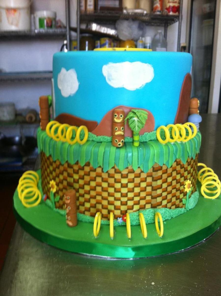 Hedgehog Cake Ideas