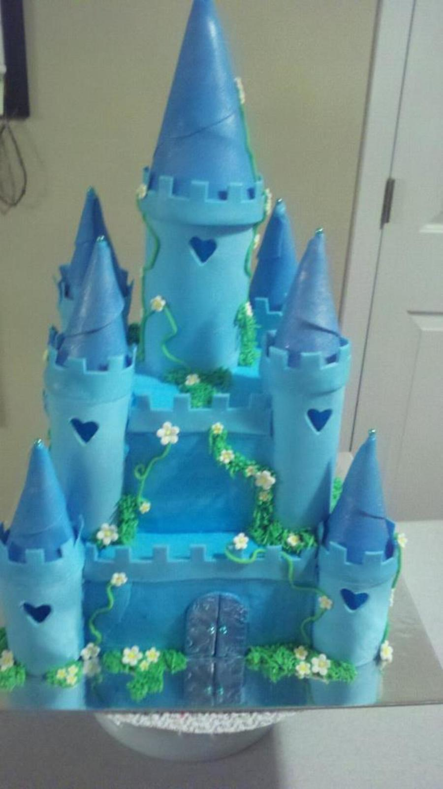 castle cake - cakecentral