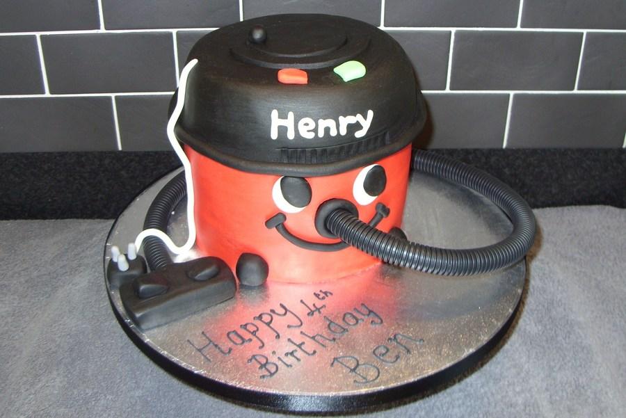 Henry Hoover Cake Recipe