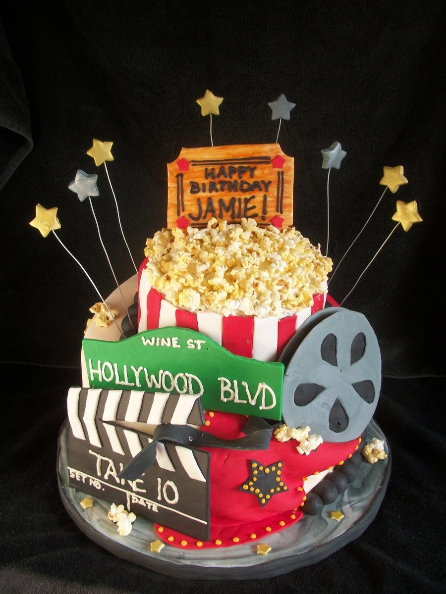 Moviestar Cake Cakecentral Com
