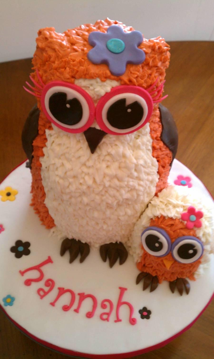 Wilton Cake Pans Owl