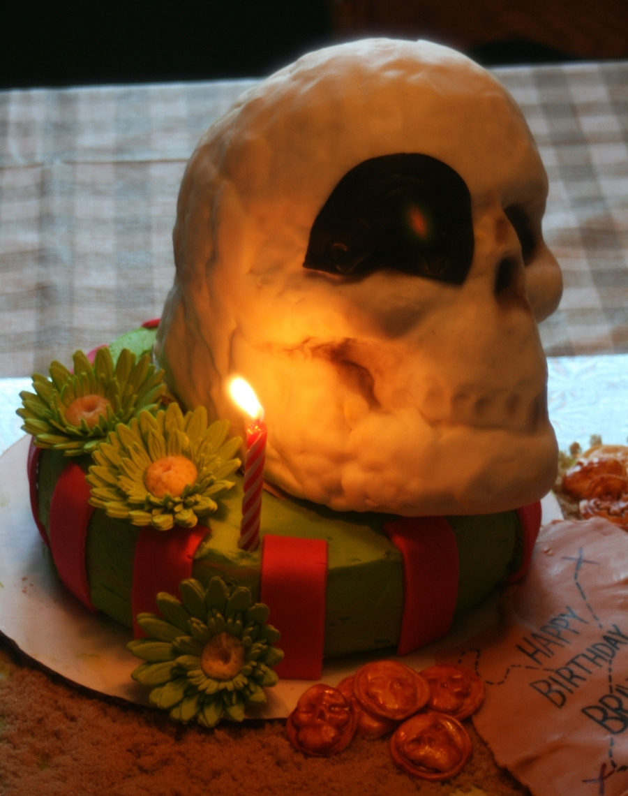 Pirate Birthday. on Cake Central