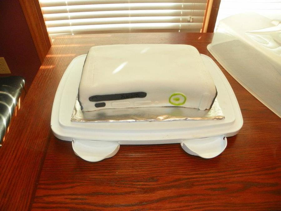 Xbox Birthday Cake on Cake Central