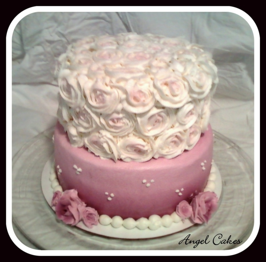 Cake Design For Moms : Mom s 60Th Birthday Cake - CakeCentral.com