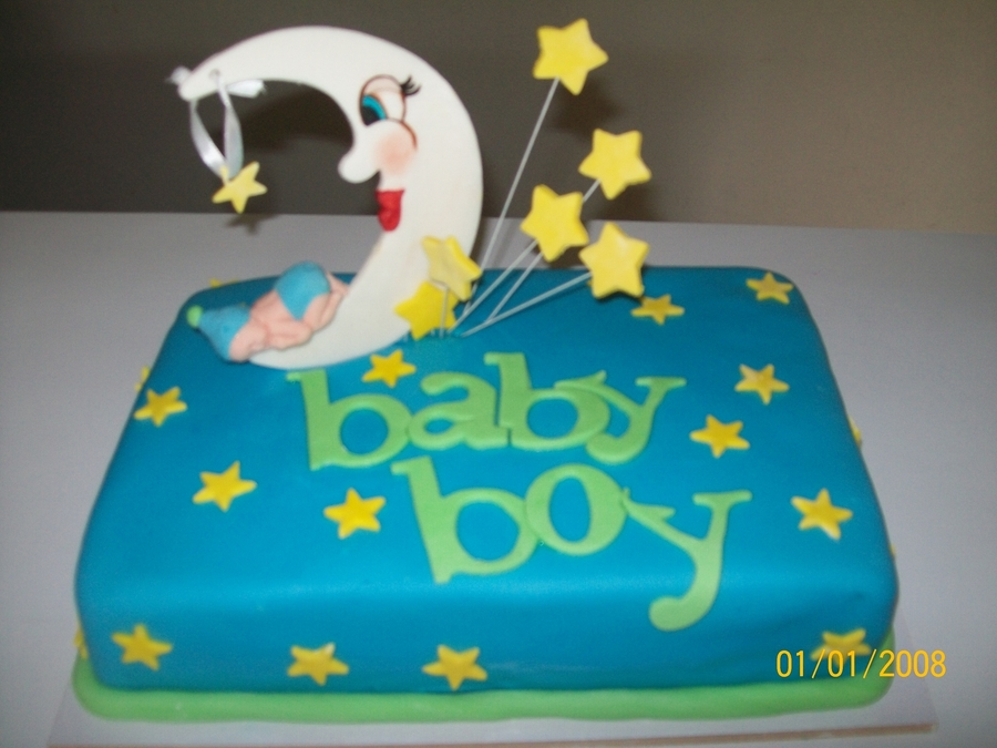 Baby Boy on Cake Central