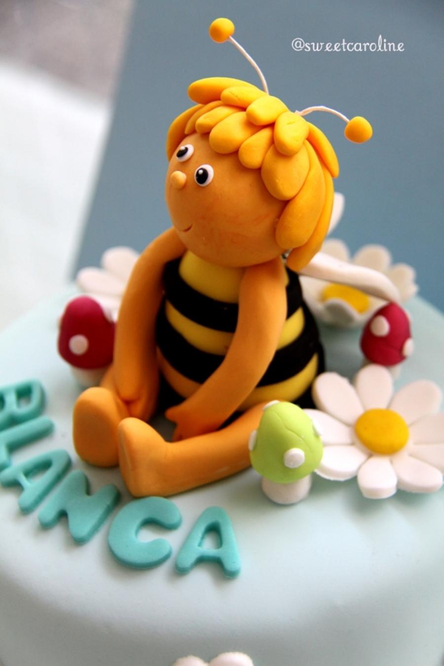 Maya The Bee Cake Ideas