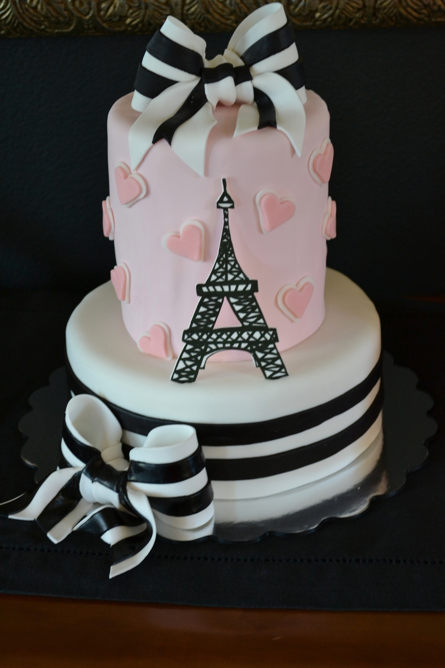 Paris Cake on Cake Central