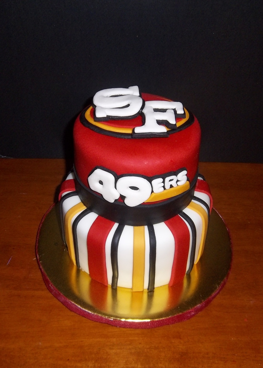 49Ers Cake on Cake Central