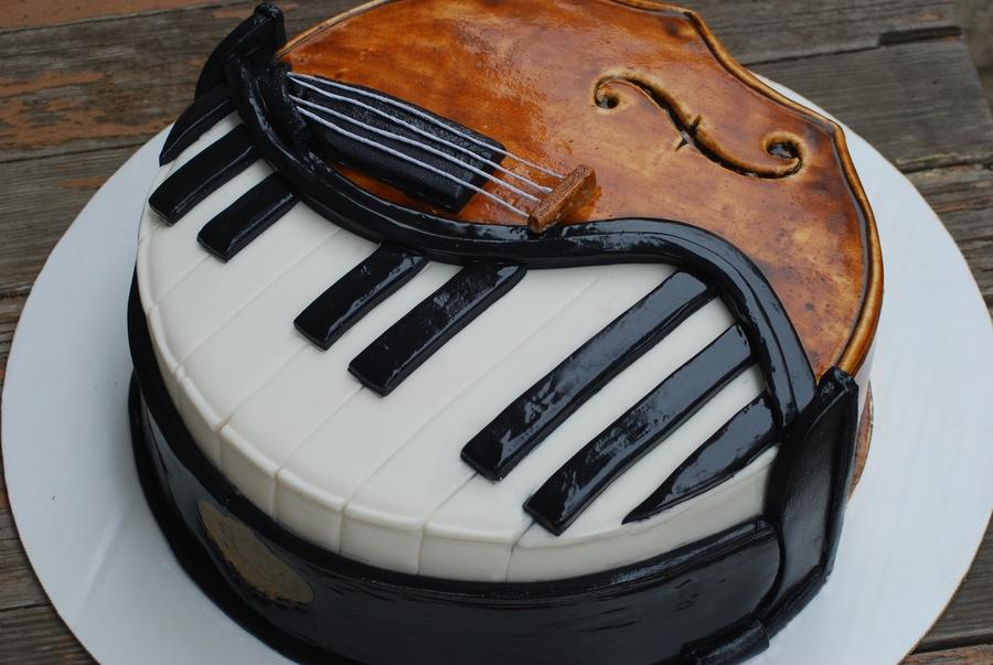 Symphony Cake Recipe