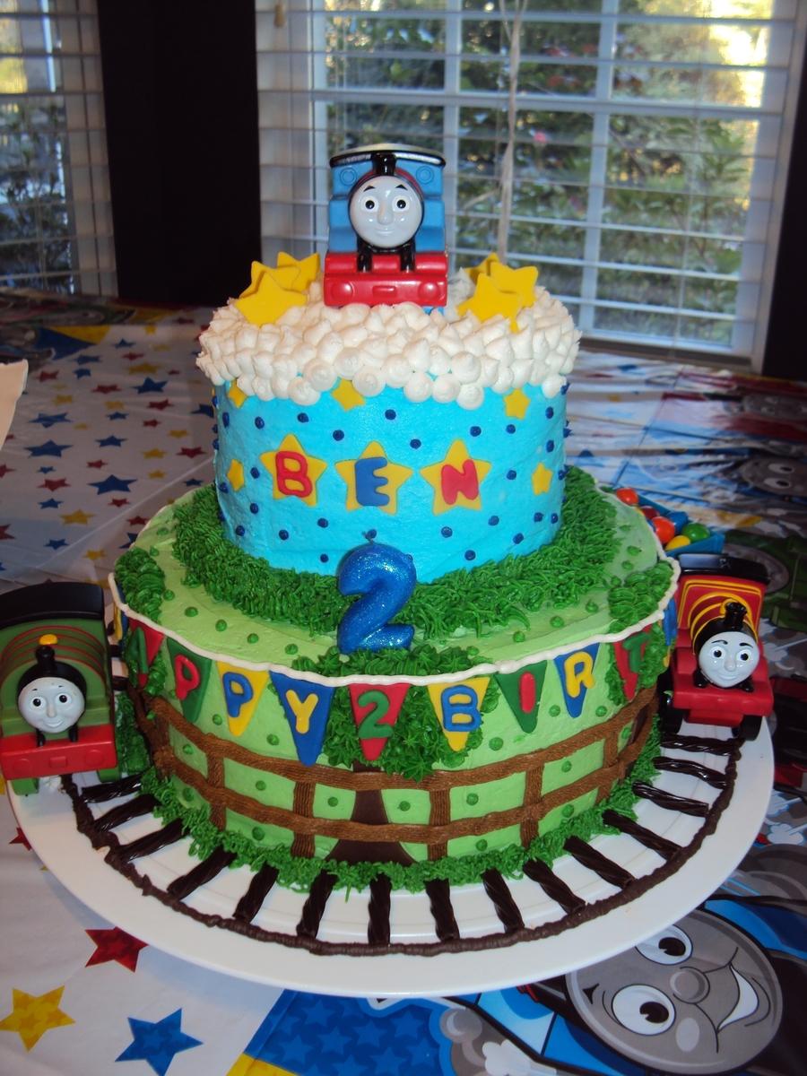 Easy Cake Ideas For Boy