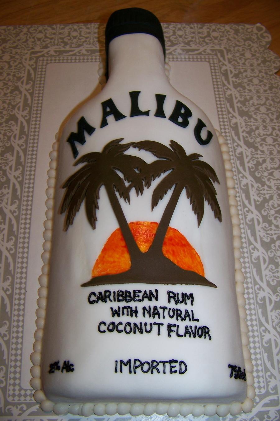 Malibu Rum Cake Cakecentral Com