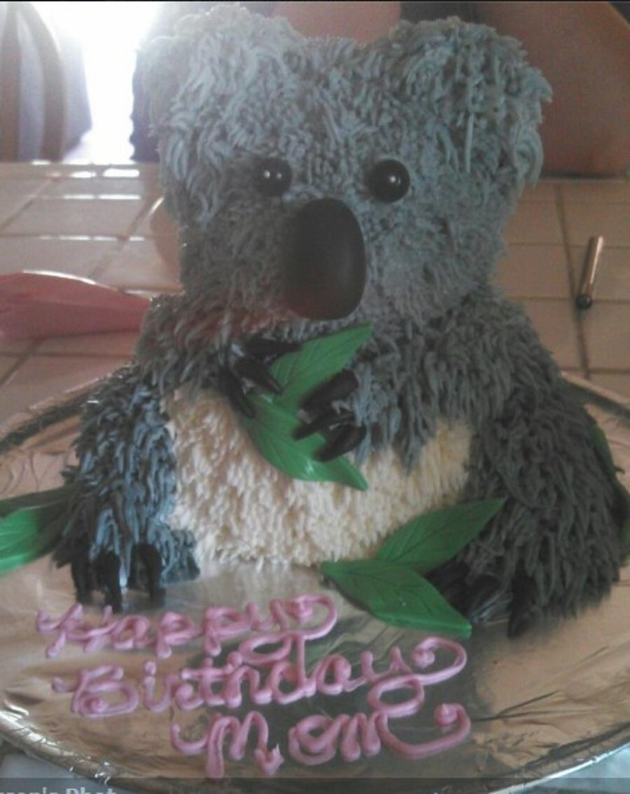 Koala Bear Cake Pan