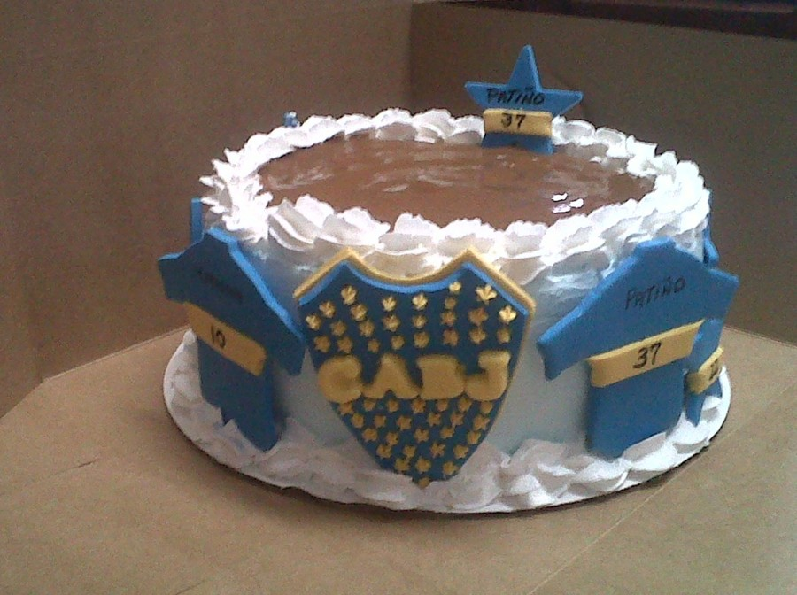 For All My Argentinians Friend (Cabj) on Cake Central