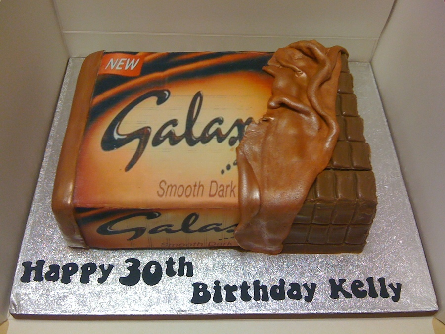 Galaxy on Cake Central