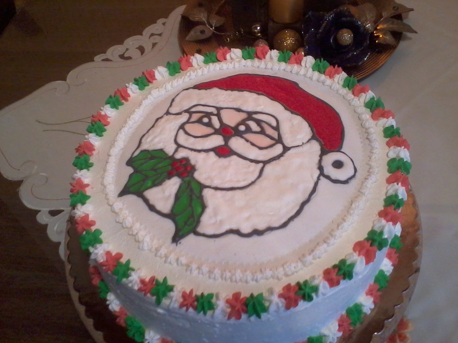 Birthday Cake, Xmas on Cake Central