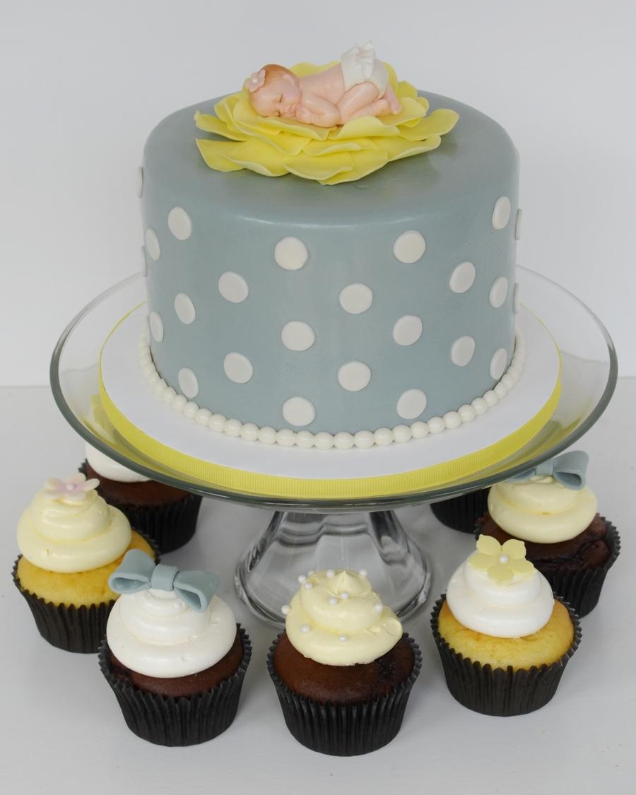 Baby Shower Cupcake Cakes Recipes