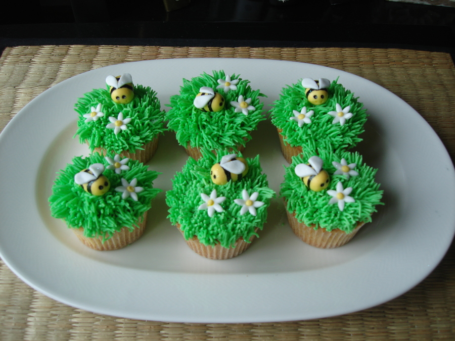 Spring Cupcakes on Cake Central