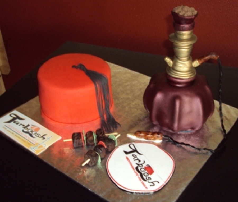 Hooka on Cake Central