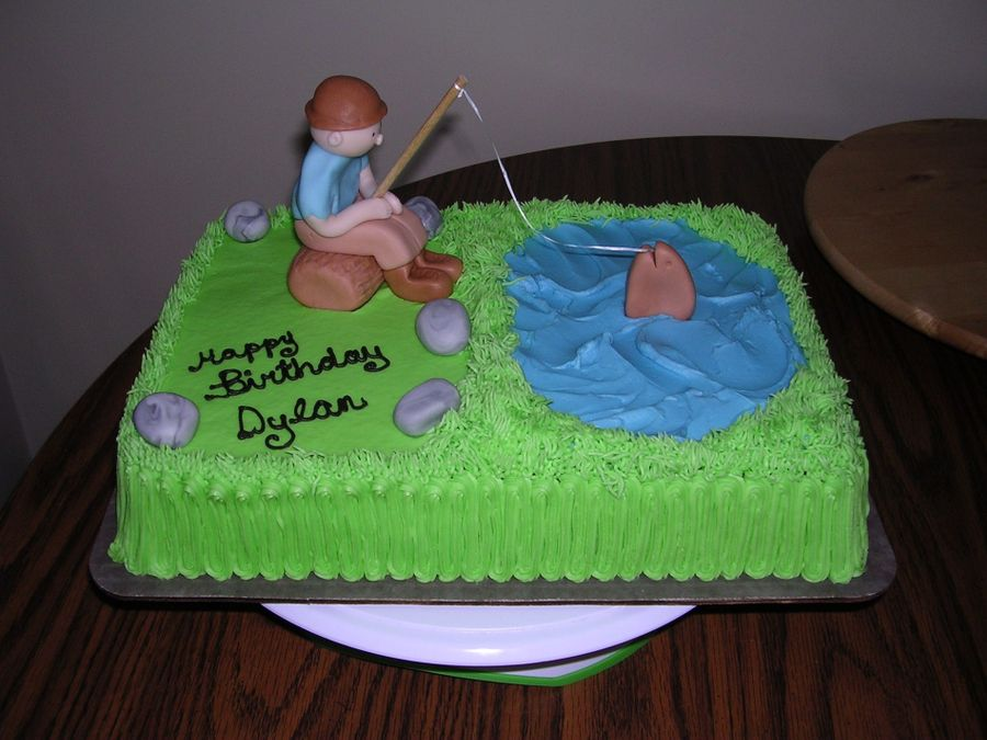 Fishing Birthday on Cake Central