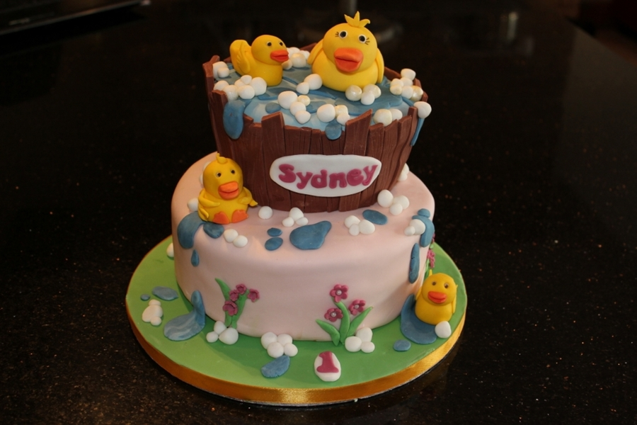 Duck Cake on Cake Central
