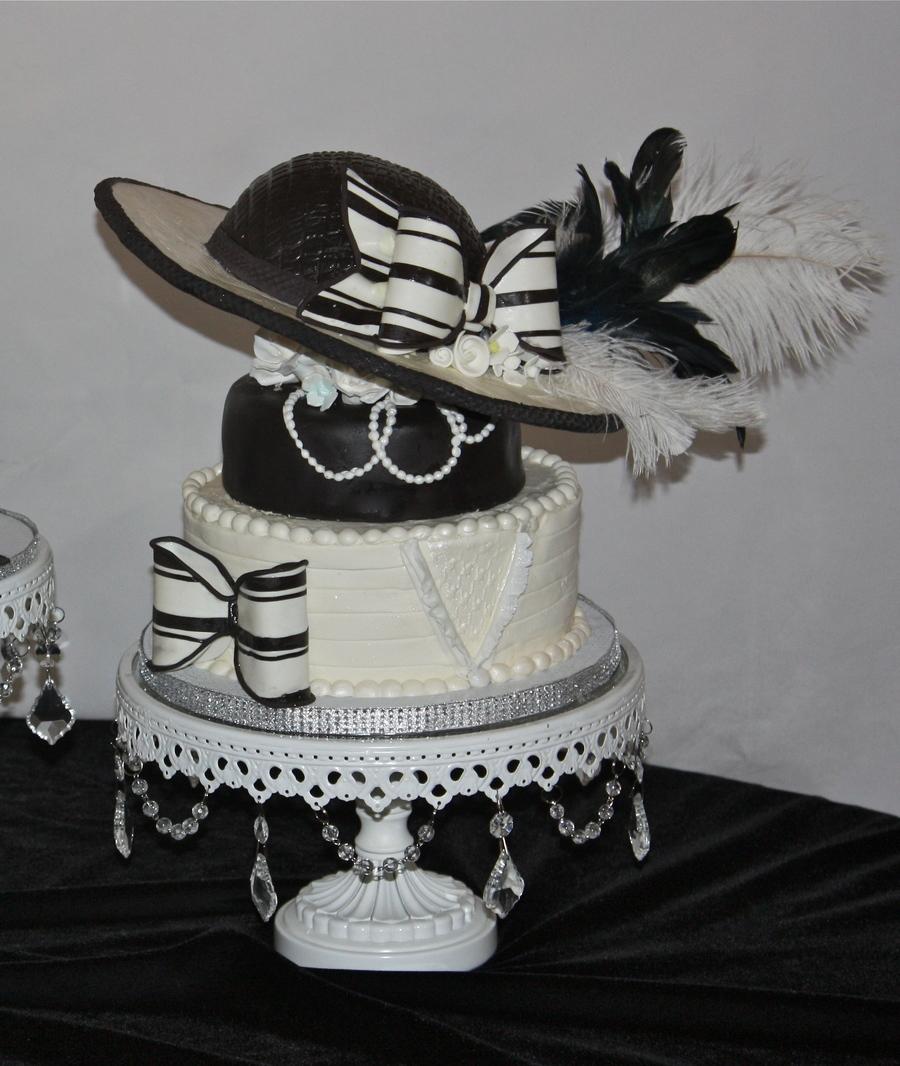 Top Hat Cake Recipe