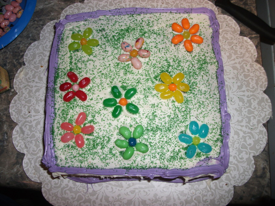 Flower Power on Cake Central