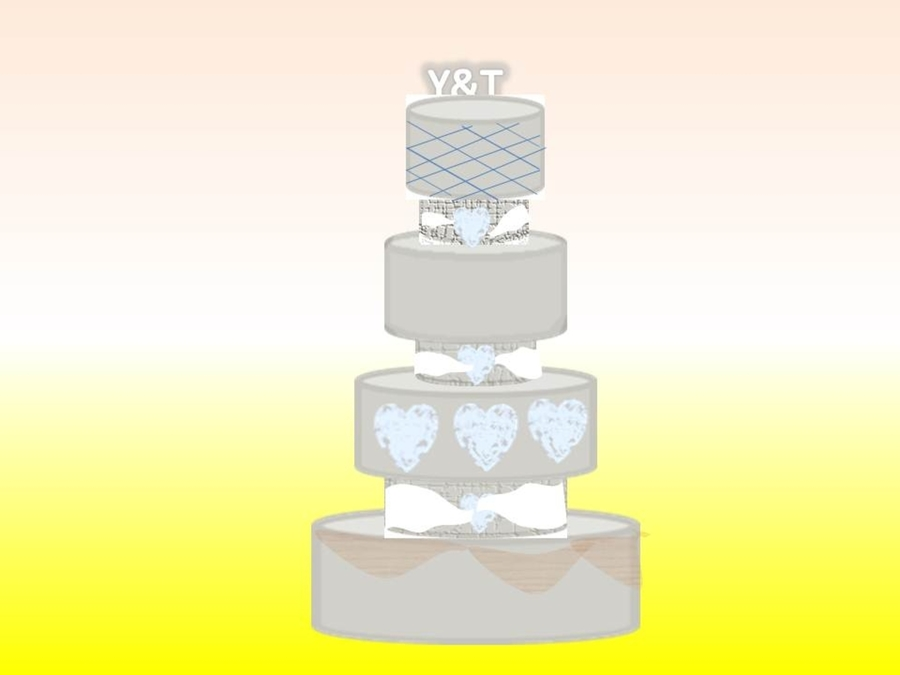 Wedding Cake Design on Cake Central