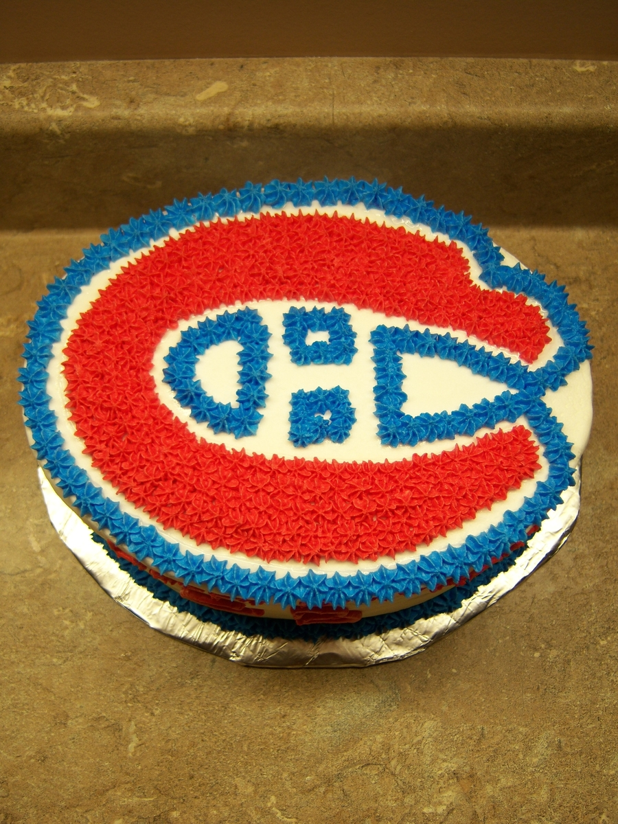 Montreal Canandiens Cake on Cake Central