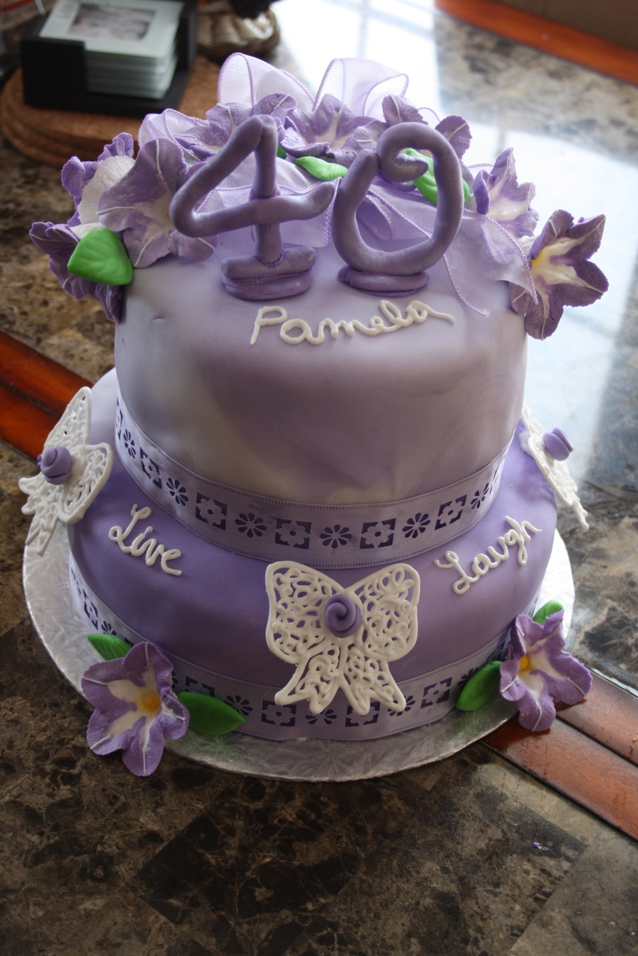 Th Birthday Cakes With Royal Icing