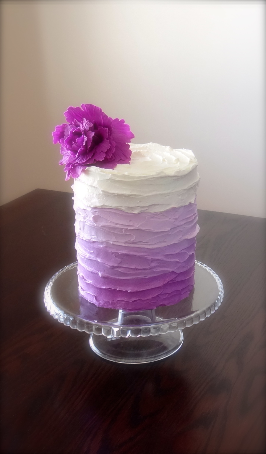 Ombre For Mother S Day Cakecentral Com