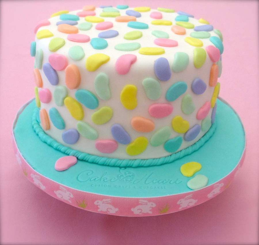 Jelly Beans on Cake Central