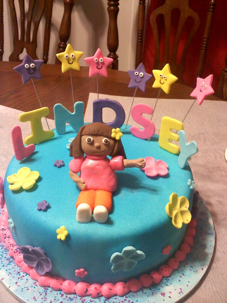 Dora The Explorer on Cake Central