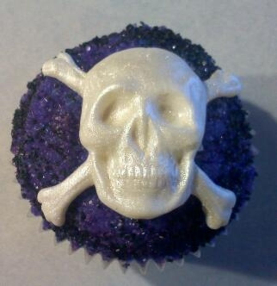 Skull And Crossbones Cupcakes on Cake Central