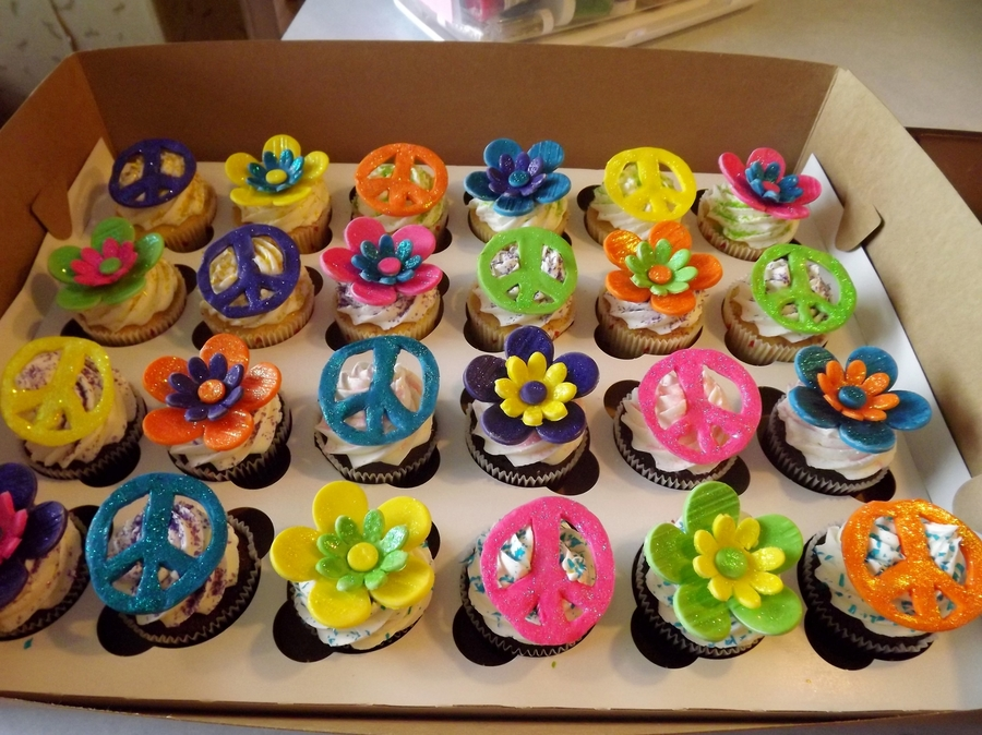 Pre Teen Cupcakes on Cake Central