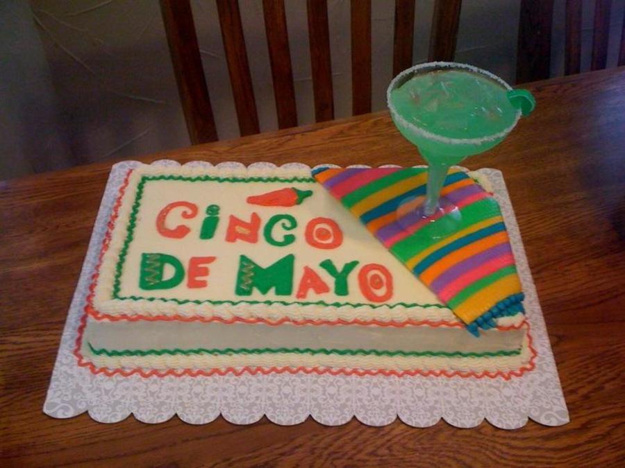 Margarita Glass Cake Designs