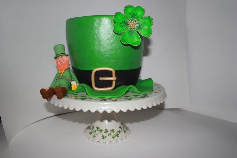 St. Patricks Day on Cake Central