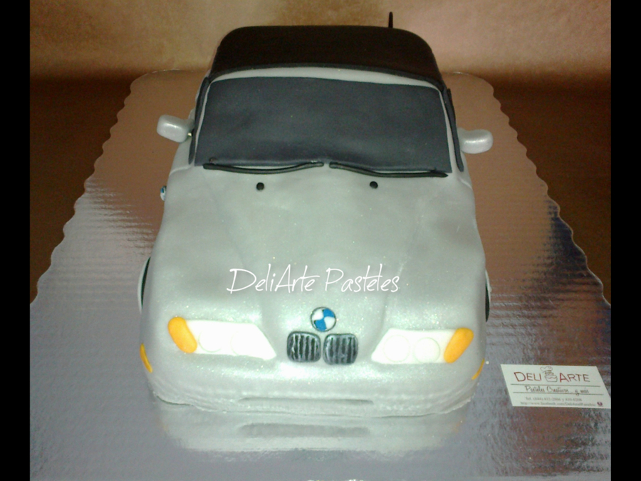 Bmw Frente on Cake Central