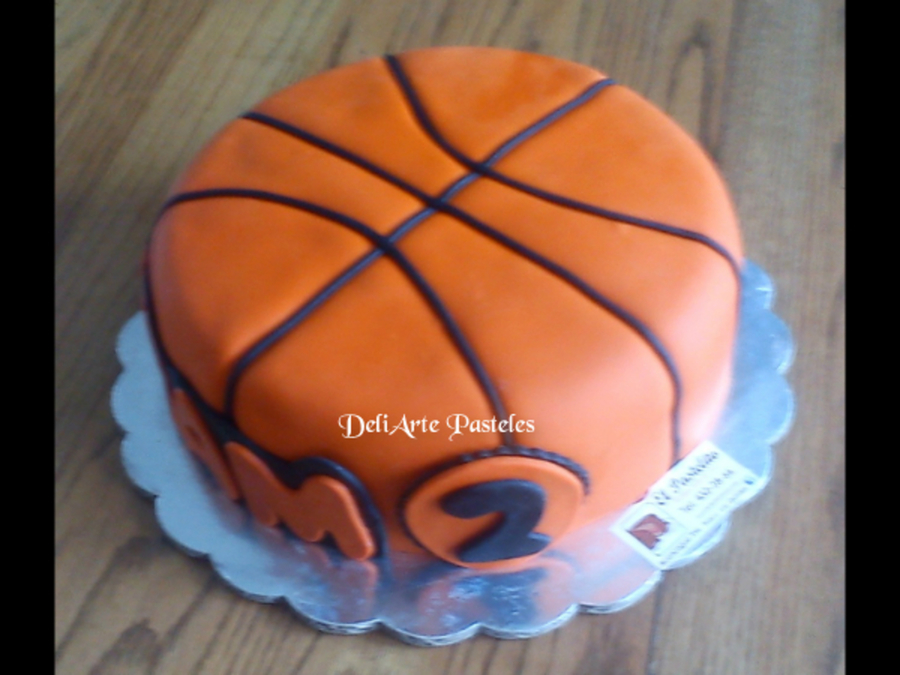 Basquet on Cake Central