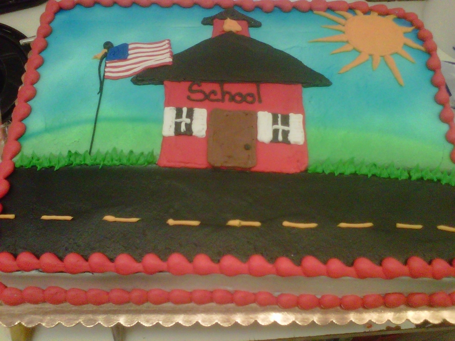 School House on Cake Central