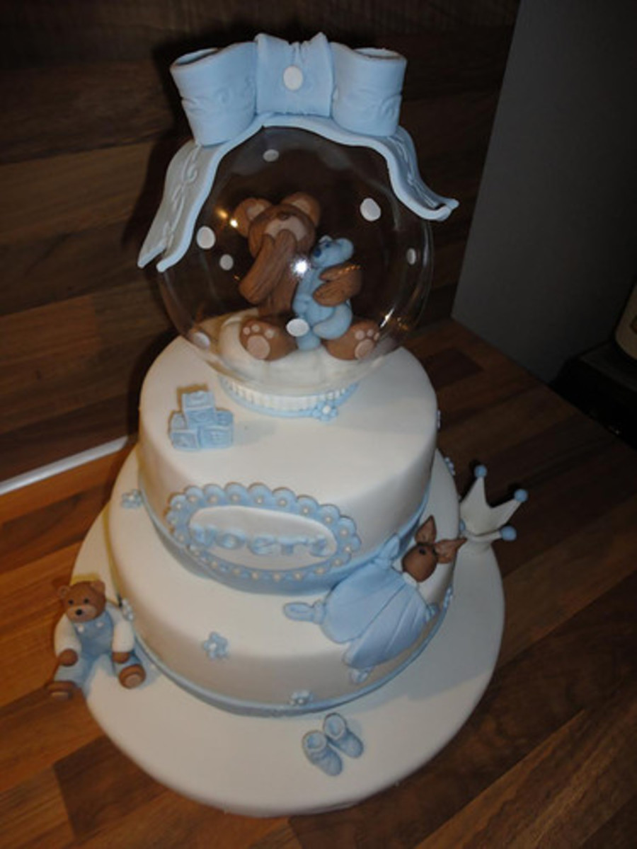 Babyshower Yoeri on Cake Central