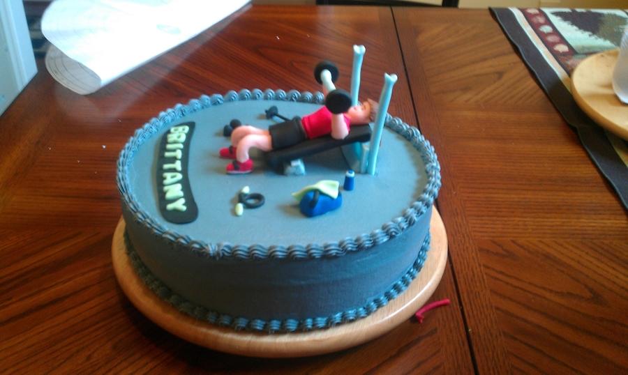 Fitness Cake Cakecentral Com