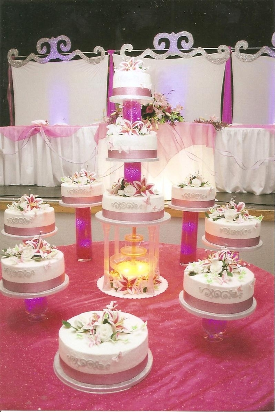 Spanish Wedding Cake Recipe