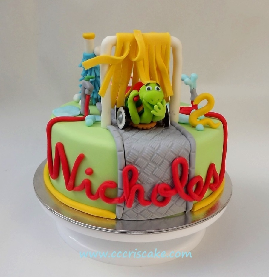 Car Wash Cake Cakecentral Com