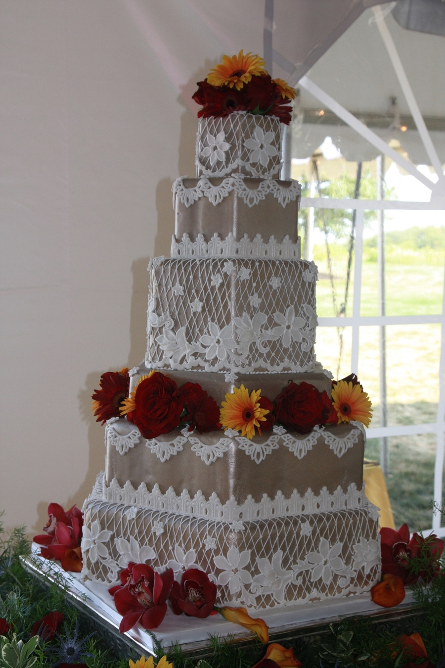Lace on Cake Central