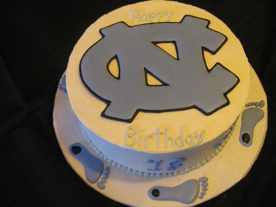 Carolina Tarheels on Cake Central