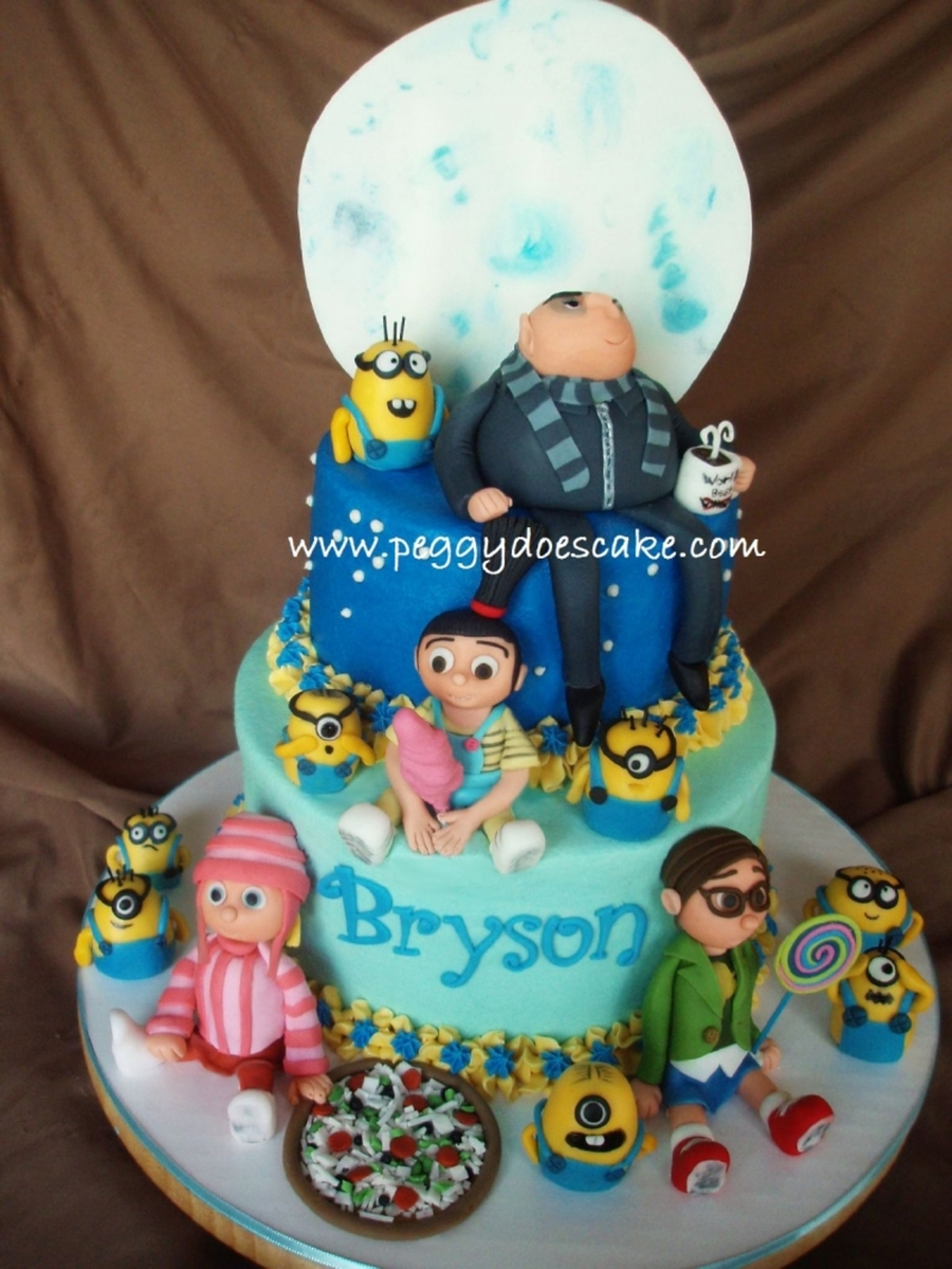 Despicable Me on Cake Central