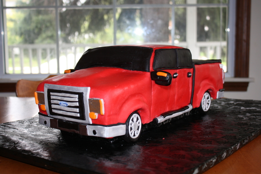 Ford 150 Cake on Cake Central