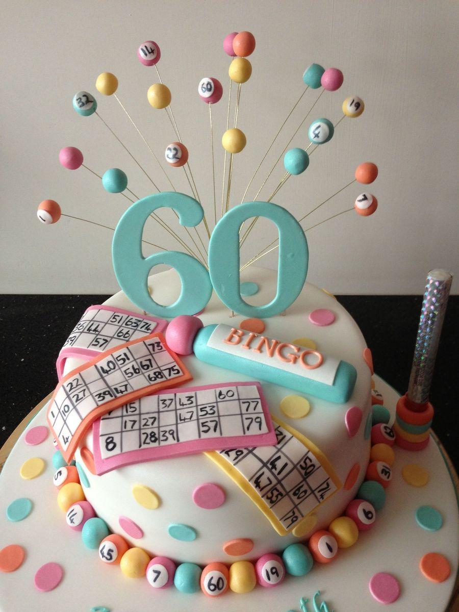 Bingo Cake Cakecentral Com