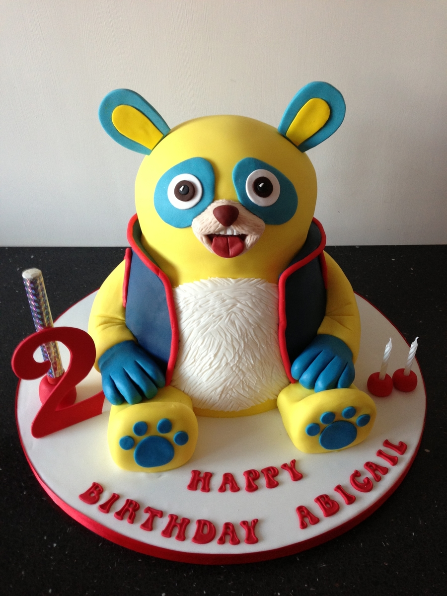 Agent Oso on Cake Central