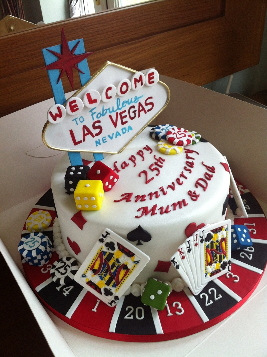 Where To Get A Birthday Cake In Las Vegas